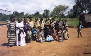 The womens club in Walukunyu. Their strength is our inspiration!
