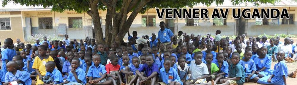 Venner av Uganda